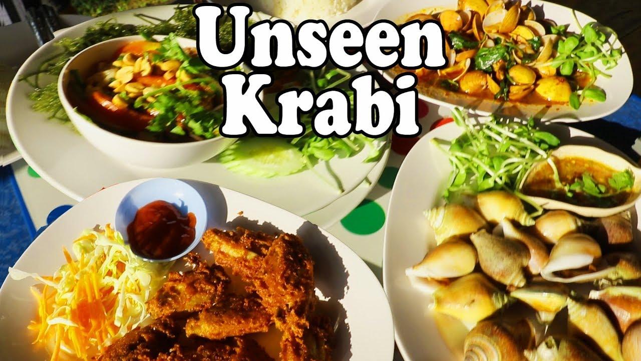 Krabi Thailand Unseen Krabi An Amazing Resort Great Restaurants And A Thai Food Market