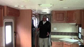 Video Preowned 2009 Four Winds Hurricane 34Y Class A Gas Toy Hauler Motorhome-Holiday World in Katy, TX download MP3, 3GP, MP4, WEBM, AVI, FLV Mei 2018