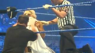 Diva Dirt TV: Natalya busted open, what you didn