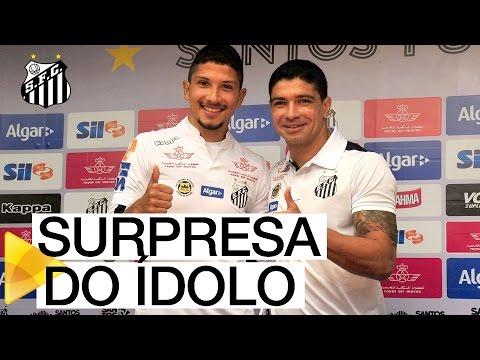 Com surpresa de Renato, Yuri é apresentado na VIla Belmiro