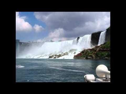 Niagarafalls USA Canada - Niagarafälle Fotos und Video