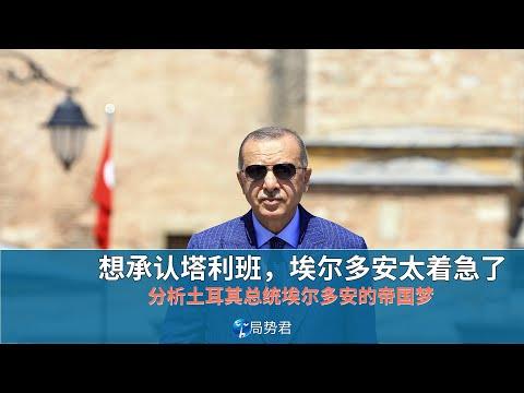 【局势君】想承认塔利班,埃尔多安太着急了(Erdogan was too anxious to admit the Taliban)