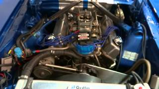 1966 Ford Mustang Pro-Street: Tampa Showroom #166