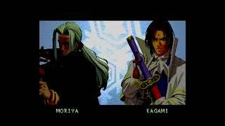 Last Blade 2   Dreamcast gameplay