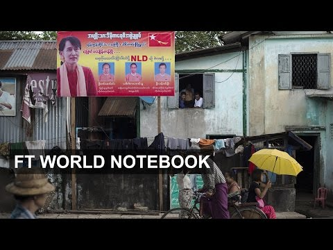 Voters hope for clean Myanmar election | FT World Notebook