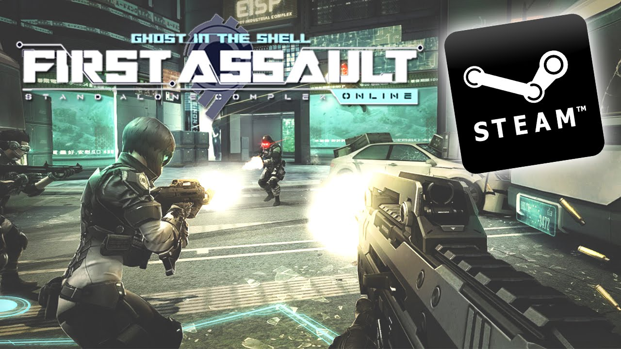 Ghost In The Shell First Assault On Steam Youtube