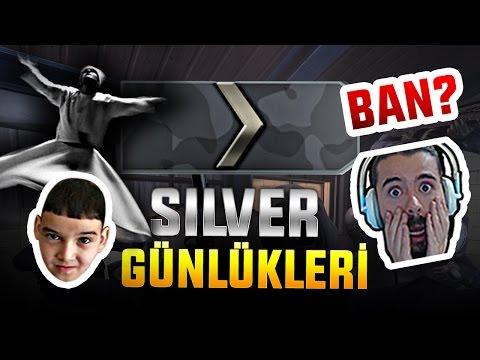 🔫UNLOST CS:GO Silver Troll Günlükleri #1 Döndüm Mevlana Gibi!