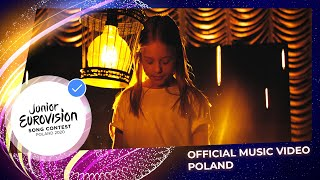 Poland 🇵🇱 - Ala Tracz - I'll Be Standing - Official Music Video - Junior Eurovision 2020