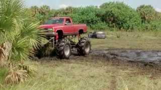 4x4 mud bogging