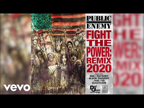 Fight The Power: Remix 2020 (Audio)