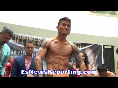 MARK MAGSAYO THE NEW MEXICUTIONER!! WILL DOMINATE 126LBS DIVISION!! – EsNews Boxing