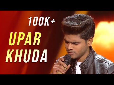 Upar Khuda(ऊपर खुदा) By Salman Ali Indian Idol 2018 | Sukhwinder Singh #TellyLyrics