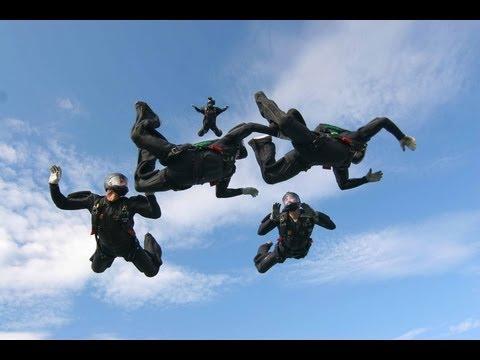 Irish National Skydiving Championship 2013