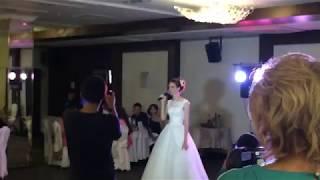 Самая красивая и трогательная песня подарок невесты жениху на свадьбу