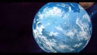 Terre, Mars, Jupiter, Saturne, Uranus et Neptune dans ROBLOX