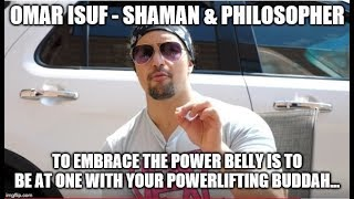 OmarIsufs Fat Loss Tips For Powerlifters!!!