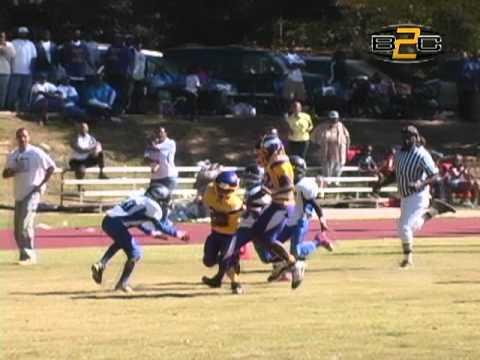 B2C: #1 Atlanta Vikings Vs #2 Central Dekalb Jaguars   8U