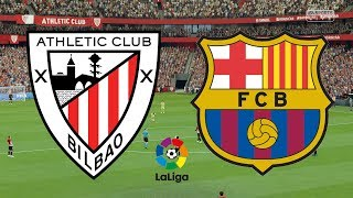 ... fc barcelona kick of the defence there title by travelling to athletic bilbao! live...