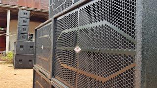 ส่งงาน อัพระบบเครื่องเสียง จาก 4x4 เป็น 8x8 ที่อ.แก้งคร้อ จ.ชัยภูมิ