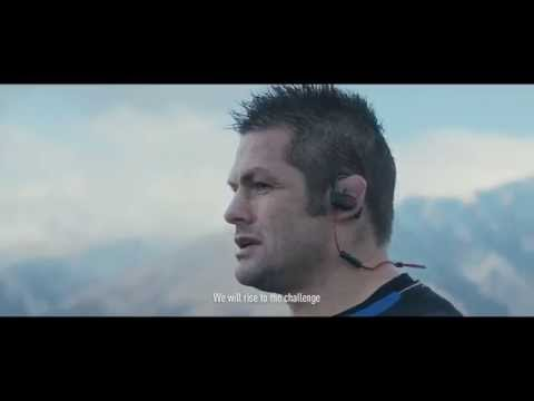 Richie McCaw in The Game Starts Here - Beats by Dre Rugby