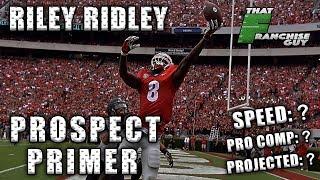 Prospect Primer | 2019 NFL Draft | Riley Ridley, WR, Georgia