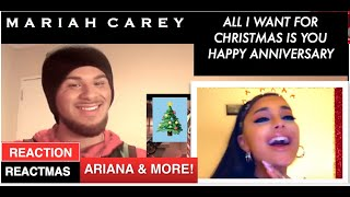 🔴 Happy Anniversary, All I Want For Christmas Is You - LAST REACTMAS VIDEO 2019.