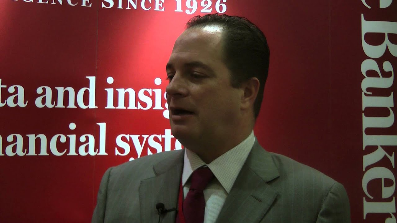 Interview With Charles Silverman Group Head For Global Financial Institutions Wells Fargo