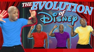 Evolution of Disney by Todrick Hall thumbnail