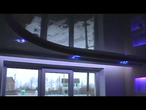 Натяжные потолки в Туле от компании ТулаСтройГрупп