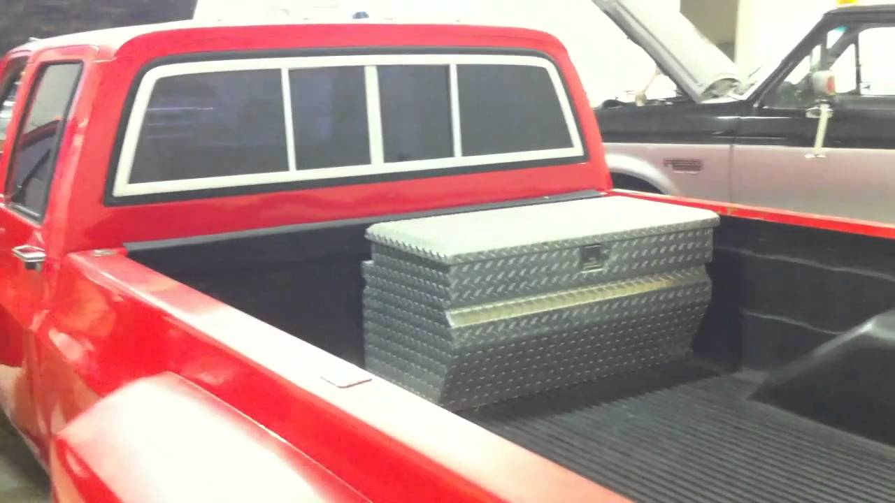 1976 Gmc 3500 Dually Lowered On Airbags Youtube Chevrolet Crew Cab