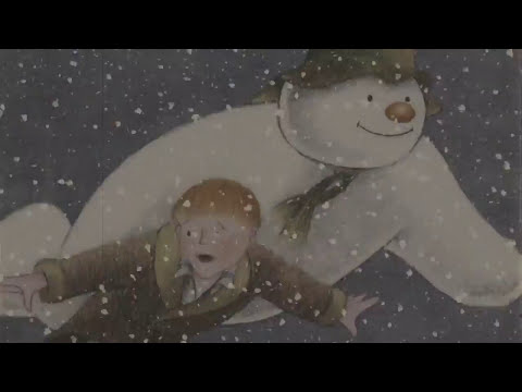 Little Love And The Friendly Vibes - The Snowman - 'Walking In The Air'