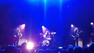 Graveyard - Slow Motion Countdown (live Dublin 2013)