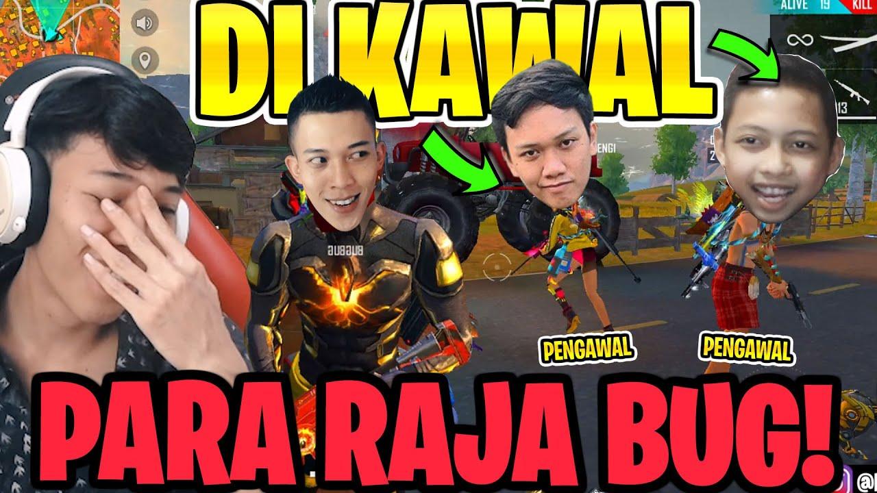 GAK TANGGUNG2 DI KAWAL 2 RAJA BUG INDONESIA SEKALIGUS!