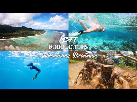THE ULTIMATE PARADISE | Adventuring Rarotonga | Cook Islands