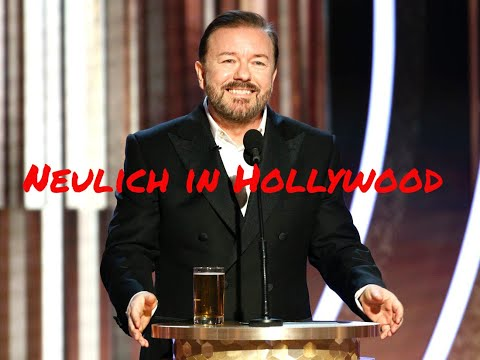 Ricky Gervais über weltfremde Hollywoodsternchen