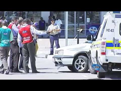 Cape Town robbery turns fatal
