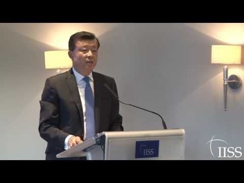 Perspectives on the South China Sea: Ambassador Liu Xiaoming