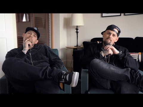 Good Charlotte interview - Joel and Benji (part 1) Mp3