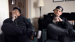Good Charlotte interview - Joel and Benji (part 1)