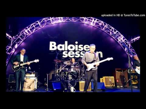 Eric Clapton - Nobody Knows You When You're Down And Out Live Basel 2013