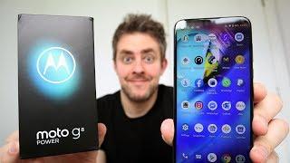 Motorola Moto G8 Power Review - I've Got The Power