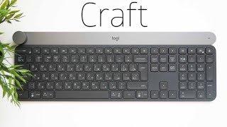 Клавиатура Logitech Craft - Обзор