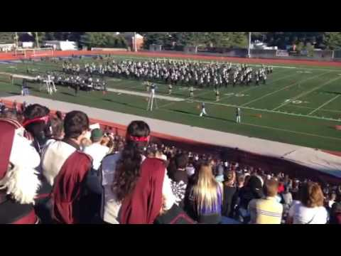 University of Delaware 2016 Full Performance: 21st Allentown College Marching Band Festival