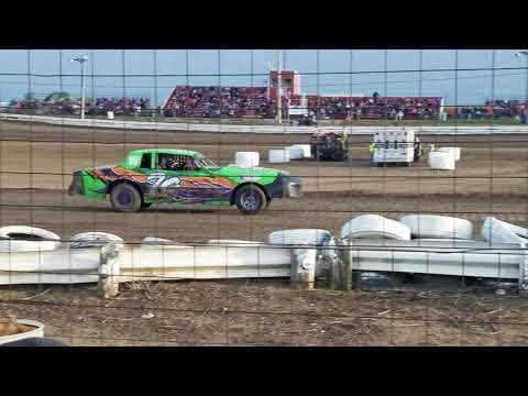 9-4-17 Wagner Speedway heat race