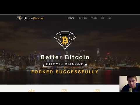 BCD Bitcoin Diamond Hard Fork Futures Scam???