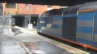 Class 43 HST Ride Nottingham - Leicester Part 2