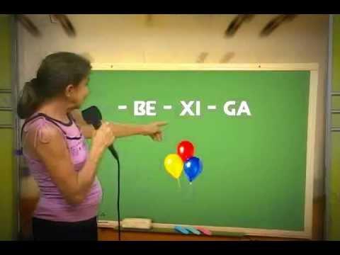 Açuletrações da professora Irene