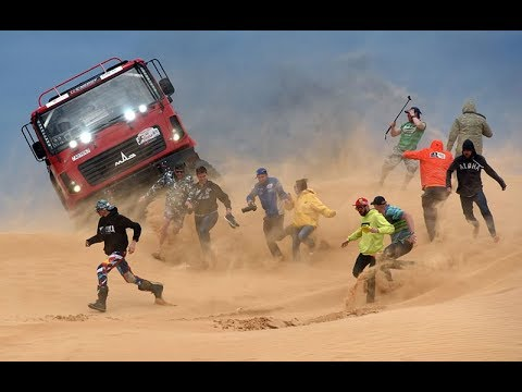 Rally Dakar 2019 - Best Fan Moments!