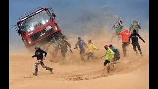 Rally Dakar 2019 - Best Fan Moments!