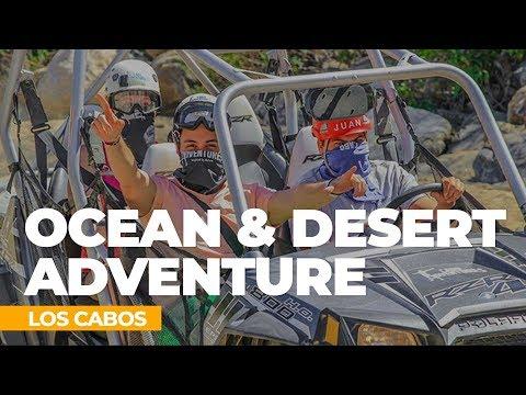 Los Cabos Interactive Ocean & Desert Adventure